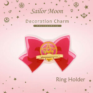 Sailor Moon Crystal Star Universal Phone Tablet Ring Mount Stand Grip Holder New