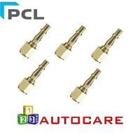 """PCL Female 1/4"""" Adaptor Air Line Fittings X5"""