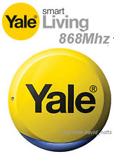 Yale Alarm 868Mhz Replacement / Additional Working Siren   NEW & VAT RECEIPT INC
