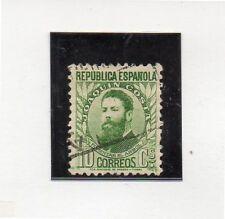 España Joaquin Costa con nº de control año 1931-32 (DF-742)