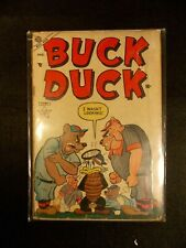 Buck Duck #2 (Atlas, 1953) Silver Age Comic Book