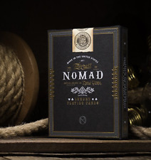 NoMad Playing Cards by Theory 11 ships from Murphy's Magic