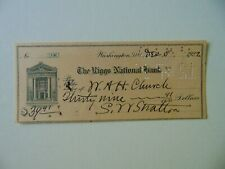 """MIT President"" Samuel Wesley Stratton Hand Signed Check Dated 1927 Mueller COA"