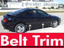 Pontiac Sunfire Chrome Side Belt Trim Door Molding 1995 2005 Fits Pontiac Sunfire