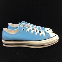 Converse First String Chuck Taylor All Star 70 1970s OX Blue Men Women 161444C