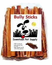 Downtown Pet Supply 6 Inch Bully Sticks Standard Regular Thick Select Dog Denta