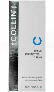 G.M. Collin PurActive + Cream - 50 ml / 1.7 oz  New in Box EXP 2/2021
