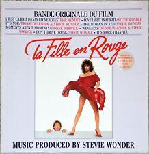 33t Stevie Wonder - OST La fille en rouge (LP)