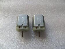 2X Mabuchi FC-280PT Door Lock Actuator Repair Motor - 12 V - 8 to 15 VDC - 20150