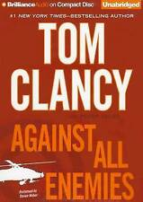 NEW Against All Enemies by Tom Clancy