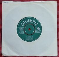 "The John Barry Seven plus Four – I'm Movin' On 7""– 45-DB 4505 – VG"