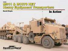 M911 & M1070 HET Heavy Equipment Transporters in Action (Squadron Signal 10262)