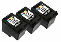 3PK For HP 61XL HP61XL CH563WN Black New Gen Deskjet 2050 2510 2512 2514 2540