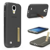 Urcover® Samsung Galaxy S4 Schutz Hülle mit Standfunktion Soft Case Cover Etui