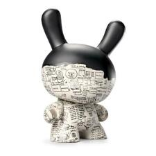 "KidRobot X Jean-Michel Basquiat Masterpiece Pegasus 8"" Dunny Figure NEW SEALED"