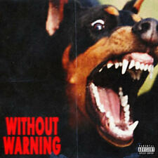 "OFFSET + 21 SAVAGE + METRO BOOMIN-  ""WITHOUT WARNING""...  OFFICIAL  CD. NOV 2017"