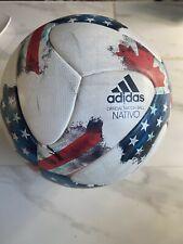 Adidas Mls 2017 Nativo Official Match Ball Size 5 *