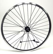 "XLC Aluminum Bicycle Rear Wheel 26x1.75"" QR FW 36h Black"