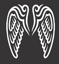 Angel Wings  - Die Cut Vinyl Window Decal/Sticker for Car/Truck