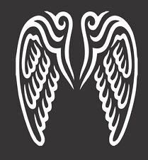 Angel Wings  - Die Cut Vinyl Window Decal/Sticker for Car/Truck