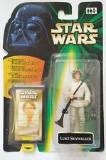 Star Wars Potf Episodio 1 de Luke Skywalker Flashback foto figura. nuevo Y En Caja