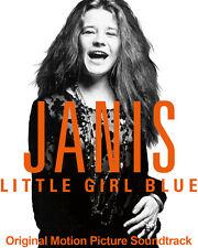 Janis Joplin - Janis: Little Girl Blue (soundtrack) [New CD]