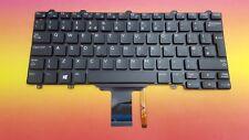 Keyboard UK Dell Latitude 12 5000 E5250 E7250 E7270 English 0D2C6M Backlit