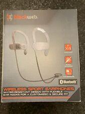 New listing Blackweb Over the Ear Sport Bluetooth Headphones, Black F3B