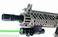 TRINITY Tactical Green Laser For SMART PARTS SP1 Paintball Gun.