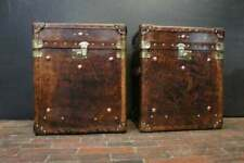 Vintage Inspired Occasional Side Table Campaign Chests Trunks Home Decor