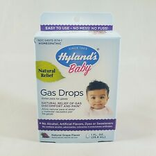 Hyland's Baby Homeopathic  Natural Relief Gas Drops - Grape - 1 Fl Oz