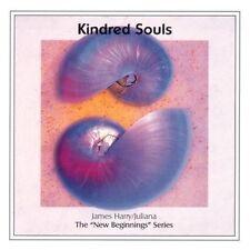 KINDRED SOULS- JAMES HARRY/ JULIANA ( CD )