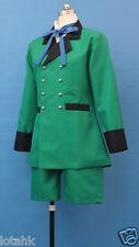 Ciel Cosplay Costume Custom Made GREEN VER < Lotahk >