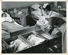 INGMAR BERGMAN Au seuil de la vie 1958 2 VINTAGE PHOTOS ANCIENNES ARGENTIQUES