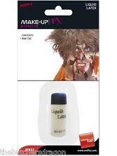 1oz Liquid Latex Makeup FX Kit Halloween Horror Zombie Skin Fancy Dress