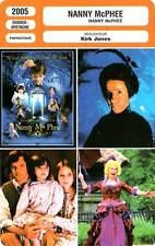 FICHE CINEMA : NANNY MCPHEE - Thompson,Firth,Lansbury,Jones 2005