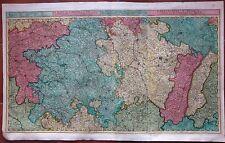 1700 LORRAINE BAR CHAMPAGNE ISLE FRANCE ALSACE PALATINAT Luggerd van Anse Allard