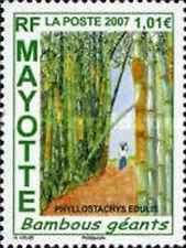 Timbre Flore Mayotte 197 ** année 2007 lot 22478