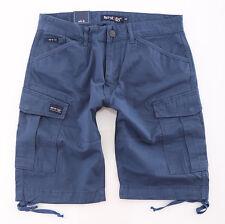 Big Seven™ Brian Cargo Bermuda Shorts Herren Jeans Hose XXL Übergrösse neu