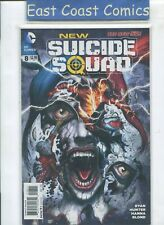 NEW SUICIDE SQUAD #8 - DC NEW 52