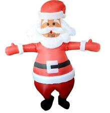 Adult Size Santa Claus Inflatable Costume Free Shipping