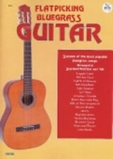 FLATPICKING BLUEGRASS GUITAR SONG BOOK 16 SONGS - CLEARANCE!