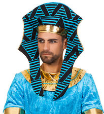 Egyptians Hood Deluxe NEW - Carnival Hat Cap Headpiece