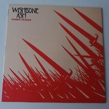 Wishbone Ash - Number the Brave - Vinyl LP UK 1st Press NM/NM