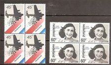 Nederland - 1980 - NVPH 1198-99  in blok van 4 - Postfris - NE076