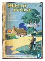 The Kuklos Annual and Handbook for Cyclists and all Wayfarers: 1936