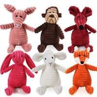 Haustier Spielzeug Zähne Zahnpflege Spielzeug Soft Plüsch Quietschend Quietscher