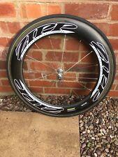 Zipp 808 Firecrest Tubular Front Wheel Carbon