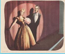 Curtain Time  1947 Vintage NBC Radio Show Caricature Print