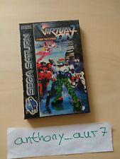 Virtual On - Sega Saturn  OVP - PAL